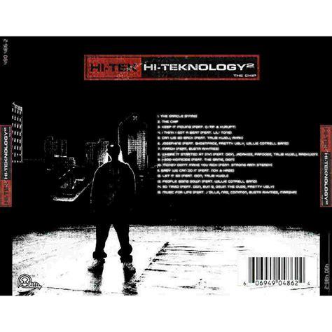 hi tekk hi teknology 2 the chip limited edition hi tek mp3