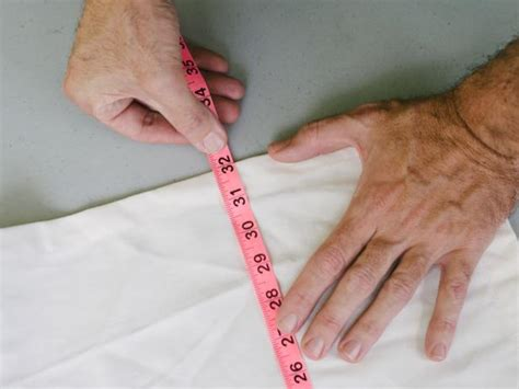 how to measure for a table runner how to a no sew monogrammed table runner hgtv