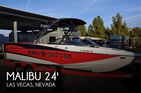 fishing boats for sale las vegas for sale used 2011 malibu wakesetter 247 lsv in las vegas