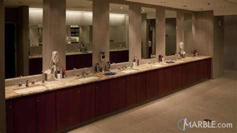 siena beige commercial bathroom marblecom