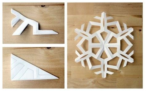 How Do You Make Paper Snowflakes Easy - how to make a paper snowflake tutorial alpha