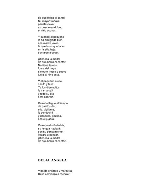 poemas de 4 estrofas de padre de 8 silabas poemas para ni 241 os y para mayores que sean como ni 241 os