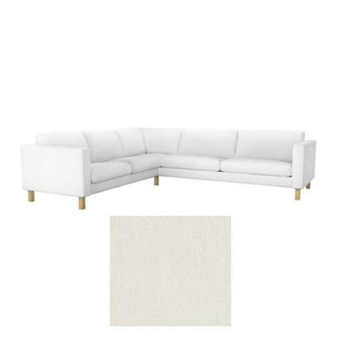 ikea karlstad sofa cover white ikea karlstad corner sofa slipcover cover blekinge white 2