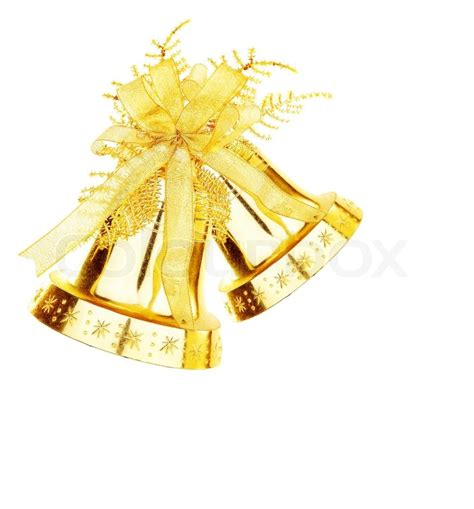 Wedding Anniversary Jingles by Golden Jingle Bell Tree Ornament And
