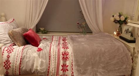 zoellas bedroom christmas bedroom inspiration zoella bedroom pinterest zoella christmas