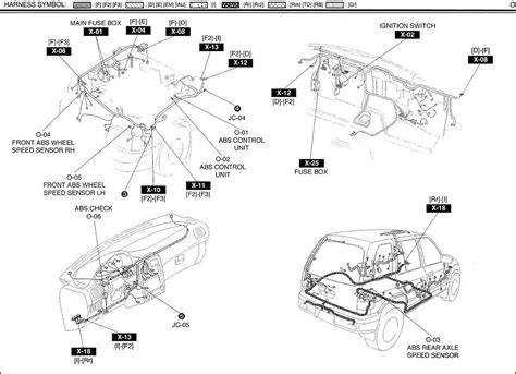 2001 kia sportage engine diagram wiring diagram