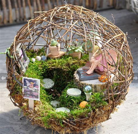 Indoor Garden Party Decorations - hello wonderful 10 fabulous fairy gardens