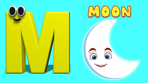 Phonics Letter- M song - YouTube M