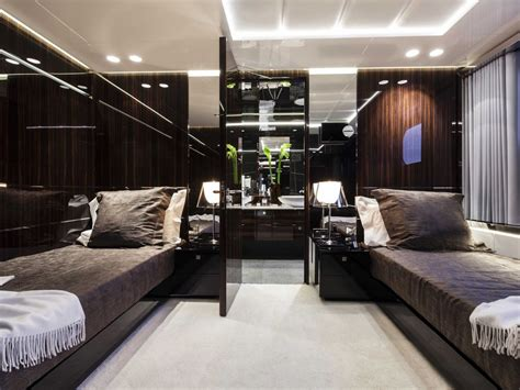 yacht bedroom heesen yachts inside the insanely awesome superyachts of
