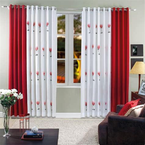 gardinen rot 35 rote gardinen f 252 r k 246 nigliche eleganz in ihrem wohnzimmer