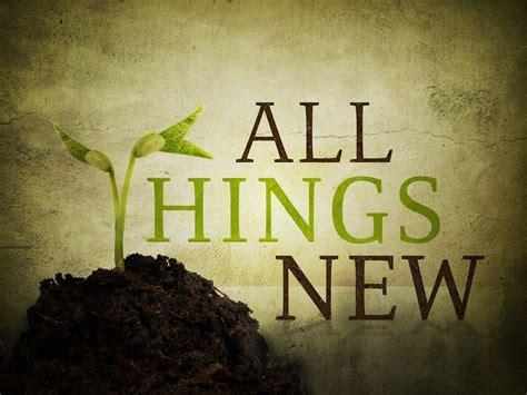 libro all things made new 2 corinthians 5 17 verse of the day