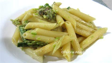 come cucinare gli asparagi con la pasta pasta con asparagi le ricette di primi con asparagi