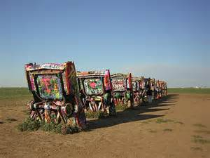 Cadillac Ranch Address Cadillac Ranch Amarillo Directions Just West Of