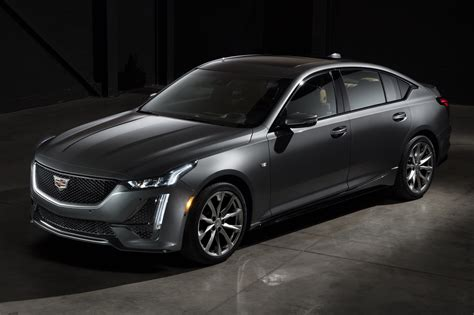 new cadillac sedans for 2020 2020 cadillac ct5 sedan what we automobile magazine