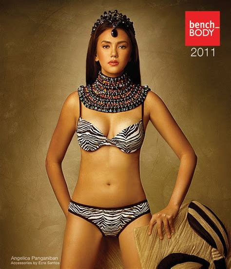 angelica panganiban bench bench body holiday collection photos pinay celebrity