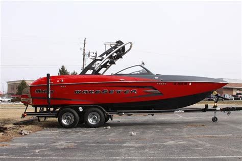 2014 malibu wakesetter 22 mxz 450hp indy red for sale in - Malibu Boats Indianapolis