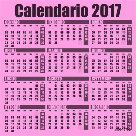 Calendario Gratis 2017 Calendario 2017 Gratis 2017 Calendar Printable For Free
