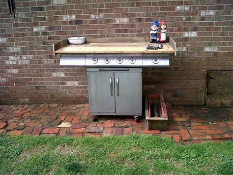 idea   gas grill diy ideas pinterest backyard