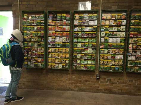 low income families can grow produce at lansing food bank
