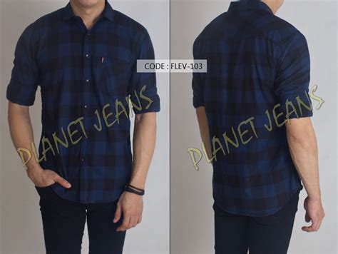 Flannel Kemeja Tangan Panjang 1 jual kemeja flanel baju flannel untuk pria cowok