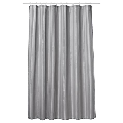 grey shower curtains saltgrund shower curtain grey 180x180 cm ikea