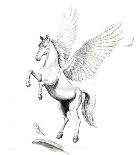 Lovely Pegasus 40 pegasus designs