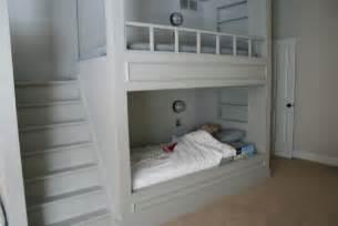 bunk bed rooms august fields boy bunk room