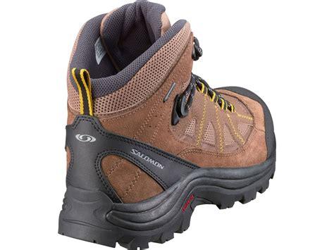 Airwalk Hiker Leather Syn Brown salomon authentic ltr gtx 5 waterproof hiking boots mpn 37326029