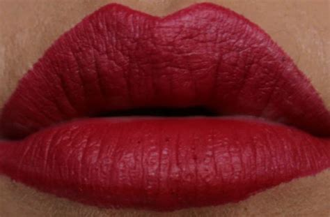 Mac Lip Pencil In Cherry mac cherry lip liner review the sunday