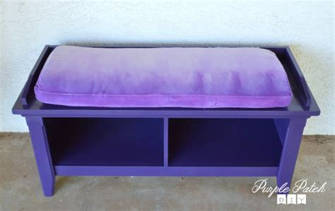 bench reading how to ombre tie dye purple patch diy