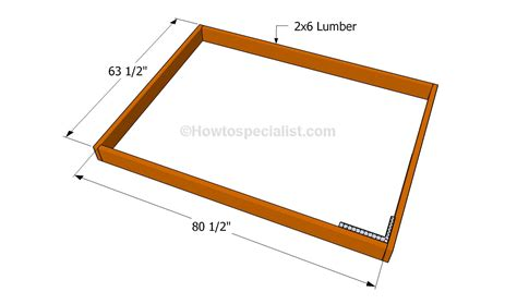 build a simple bed frame how to build a simple bed frame howtospecialist how to