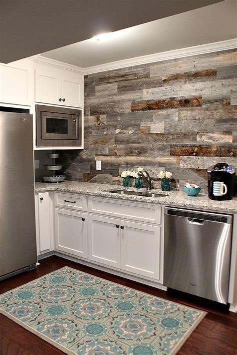 kitchen refresh ideas 25 best ideas about reclaimed wood kitchen on pinterest