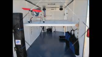 Max Bench Converter Mike S Man Cave Trailer Youtube
