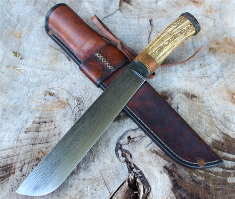 Which Kitchen Knives Are The Best elk leuku wildertools by rick marchand