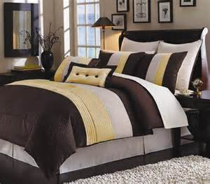 Cream Pintuck Duvet Cover Yellow And Brown Bedspread شراشف Pinterest Brown