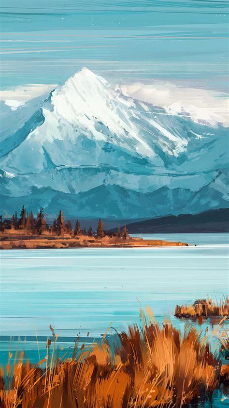 bejamin mountains  quiet mind yi wallpaper