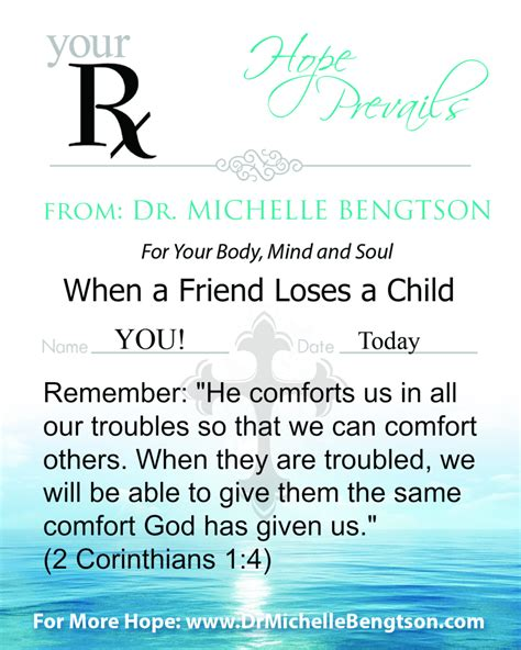 how to comfort someone who lost a friend comforting a friend who lost a child dr michelle bengtson