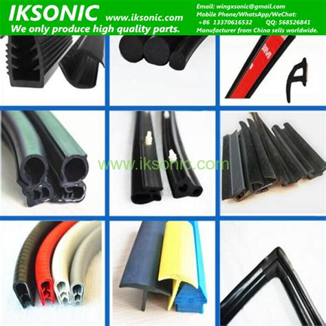 Car Gasket Types by Door Seals Car Hawda 4meter P Type 3m Car Door Rubber