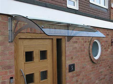 Regency Deco Gallery Lineworks Ltd Front Door Glass Canopy