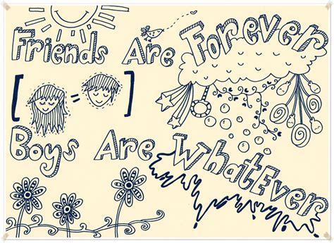 doodle walkthrough 198 doodle friendship quotes quotesgram