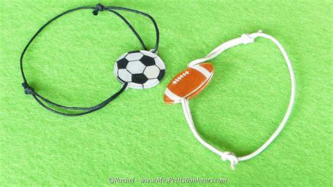 Bracelets sport en plastique fou pour la Fête des Pères