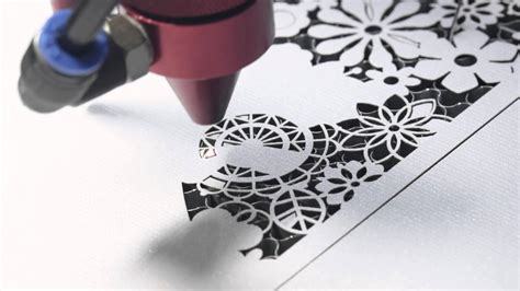 Laser Cutter For Paper Crafts - 100 watt laser cutter makes paper wedding invitation