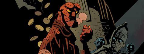 hellboy 1 semilla de mike mignola explique 234 tre plus impliqu 233 dans le nouvel hellboy qu 224 l 233 poque de del toro