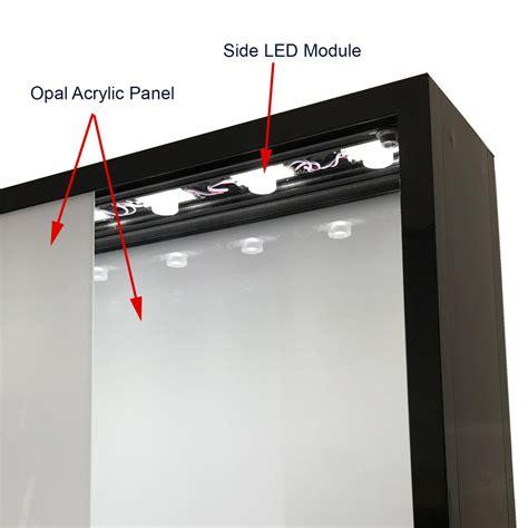 light box kit light box frame kit 40x40cm