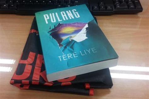 Novel Tere Liye Rindu Best Seller Indonesia tere liye apakah semua orang berhak pulang republika