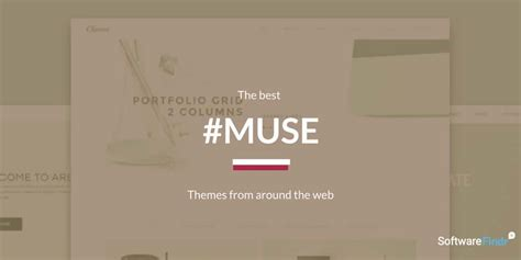 9 best adobe muse templates 2018 softwarefindr