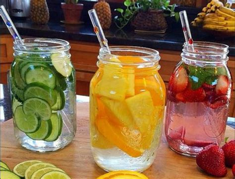 What Fruit Are In Water To Drink And Detox by How To Get Your To Drink More Water In 6 Easy Ways