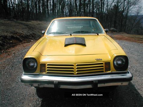 1975 chevy vega 1975 chevy vega street legal v8 auto trans