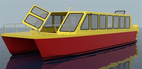 Mold In Boat Cabin by Cad Boats Design Allmand Boats Fishing Boats Cabin
