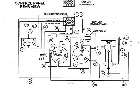 fuel onan generator wiring diagram wiring diagrams